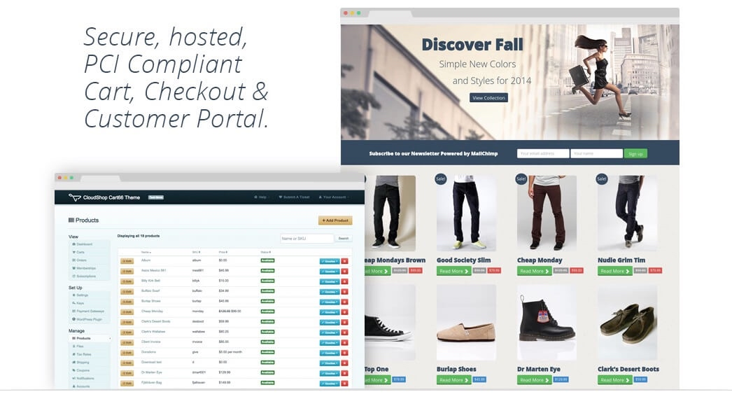 ListWP WordPress Business Directory Cart66