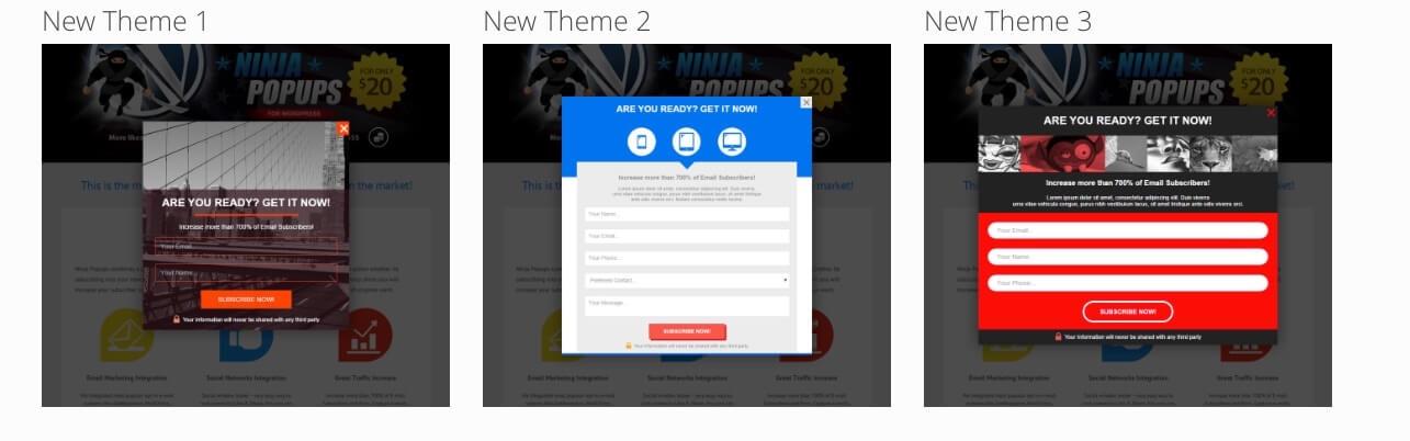 ListWP Business Directory Ninja Popups
