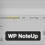 WP NoteUp
